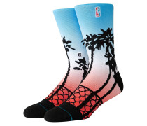 LOGOMAN PALMS SOCKS