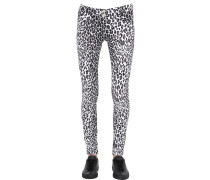 LEGGINGS AUS WR.UP-STOFF