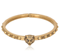 ARMBAND AUS MESSING 'FELINE'