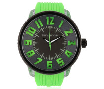 ARMBANDUHR 'FLASH LED GREEN'