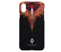 IPHONE X-COVER 'ORANGE FLAME'