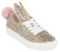 20MM HOHE GLITZERSNEAKERS 'BUNNY'