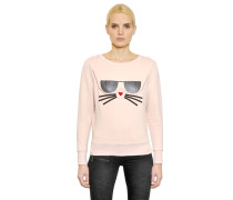 SWEATSHIRT 'KOCKTAIL CHOUPETTE'