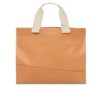 "TOTE AUS LEDER ""SOLE FIFTY ON"""