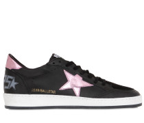 SNEAKERS AUS LEDER 'BALL STAR'