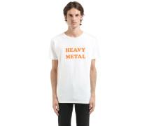 T-SHIRT AUS JERSEY 'CEREMONY HEAVY METAL'