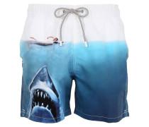 BADESHORTS 'BARBADOS JAWS'