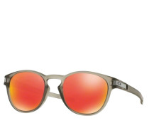 SONNENBRILLE 'LATCH MATTE IRIDIUM'