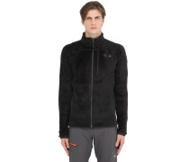 JACKE AUS FLEECE 'MONKEY MAN GRID II'