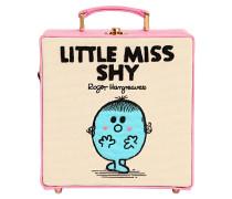 BESTICKTE TASCHE 'LITTLE MISS SHY'