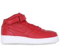 Nike Air Force Rot Damen Kurz