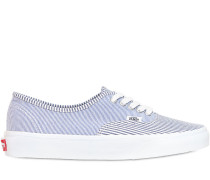 'AUTHENTIC CLASSIC' SNEAKERS AUS CANVAS