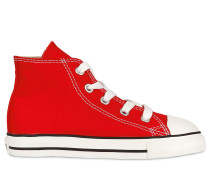 ALL STAR HOHE SNEAKERS AUS SEGELTUCH