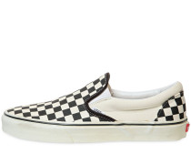 SLIP-ON-SNEAKERS AUS CANVAS MIT DRUCK 'CLASSIC'