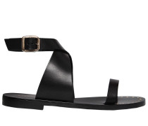 10MM LEATHER SANDALS
