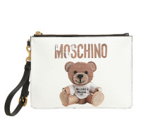 CLUTCH AUS KUNSTLEDER 'TEDDY BEAR'