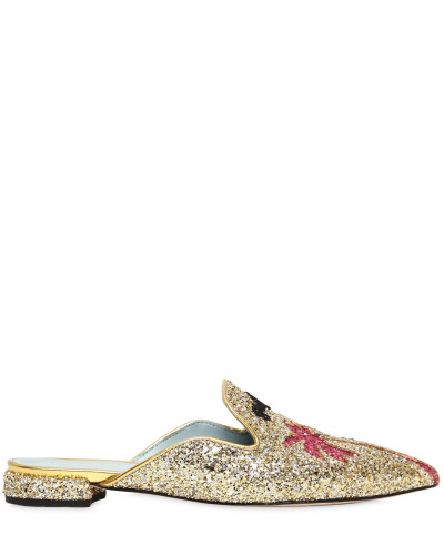 10MM HOHE MULES-SCHUHE 'SUITE LIFE'