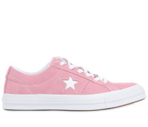 SNEAKERS AUS WILDLEDER 'ONE STAR'