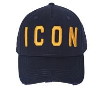 ICON BAUMWOLL GARBARDINEN BASEBALL CAP