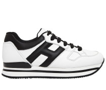 50MM HOHE LEDERSNEAKERS 'H222 ACTIVE'