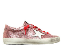 SNEAKERS AUS GLITZERSNEAKERS 'SUPER STAR'