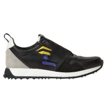 SNEAKERS AUS LEDER 'SPEED RUNNER'
