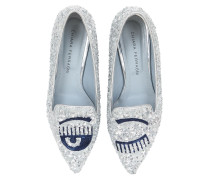 20MM HOHE LOAFERS MIT PAILLETTEN 'FLIRTING EYES'