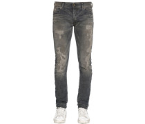 16CM JEANS AUS DENIM 'SLEENKER'