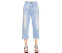 CHINOJEANS AUS DENIM
