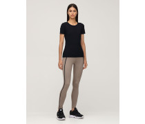 LEGGINGS MIT KORSETT