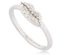 DIAMANTRING 'KISS ME'