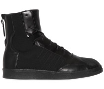 PUNK-SNEAKERS AUS NEOPREN 'ADIDAS SUPERSTAR'