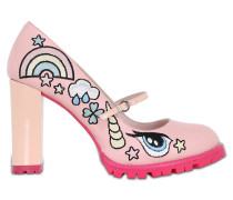 100MM PUMPS AUS PONYHAAR 'MY LITTLE MARY'