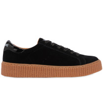 30MM HOHE CREPERSNEAKERS AUS WILDLEDER 'PICADILLY'