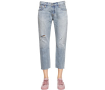 BOYFRIEND-JEANS AUS DENIM '501 CT'