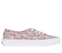 'ALL YOU NEED IS LOVE' SNEAKERS AUS CANVAS