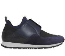 20MM SLIP-ON-SNEAKERS AUS WILDLEDER UND NEOPREN