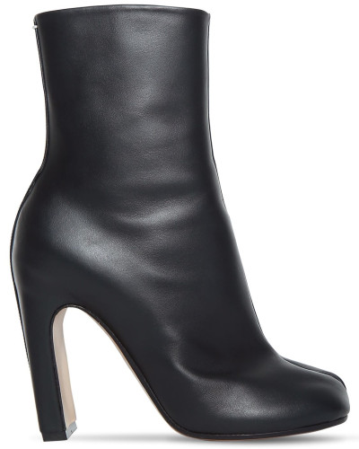 105MM TABI LEATHER BOOTS