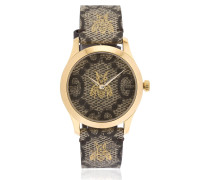 38MM ARMBANDUHR 'G-TIMELESS GG & BEE'