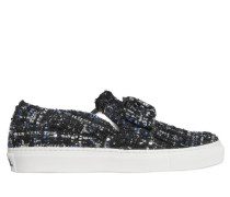 30MM HOHE SLIP-ON-SNEAKERS 'KARL KOCKTAIL'
