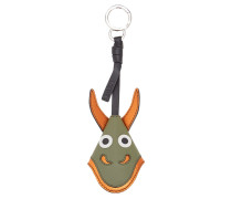 DRAGON LEATHER KEY CHAIN
