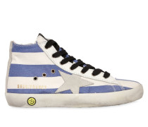 HOHE SNEAKERS AUS CANVAS 'FRANCY'