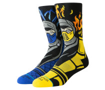 SUB ZERO VS SCORPION LIGHTWEIGHT SOCKS