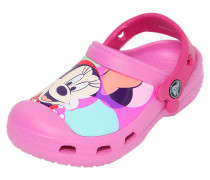 CROCS AUS GUMMI 'MINNIE MOUSE'