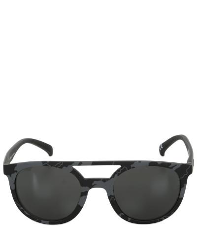 adidas herren runde sonnenbrille aus acetat reduziert. Black Bedroom Furniture Sets. Home Design Ideas