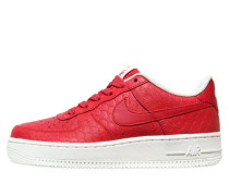 SNEAKERS AUS LEDER MIT DRUCK 'AIR FORCE 1'
