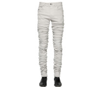 16.5CM EXTRALANGE 3D-JEANS AUS STRETCH-DENIM
