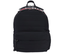 FUGI QUILTED NYLON BACKPACK