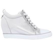 70MM HOHE WEDGE-SNEAKERS AUS CANVAS 'RORY'