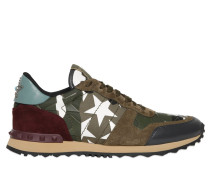 SNEAKERS AUS CANVAS 'ROCKRUNNER CAMUSTARS'